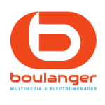 Logo magasin multimédia et électroménager Boulanger