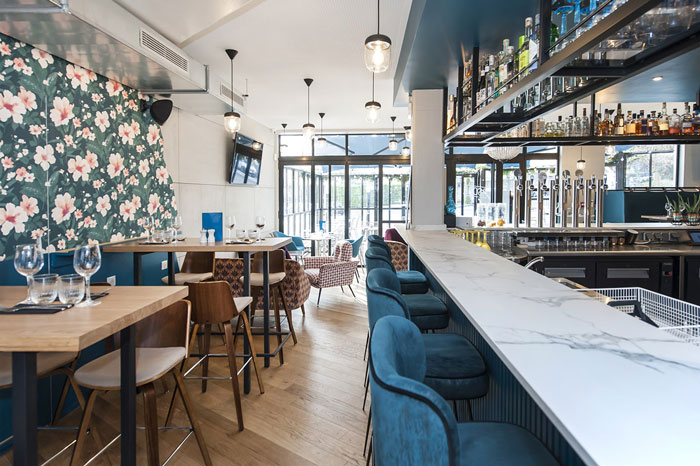 Restaurant et bar